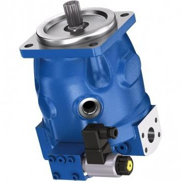 Nachi PZS-6A-180N3-10 Load Sensitive Variable Piston Pump