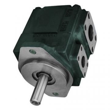 Sumitomo QT6153-160-63F Double Gear Pump