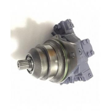 NACHI IPH-22B-6.5-6.5-11 Double IP Pump