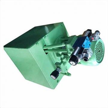Yuken PV2R12-14-33-L-RAA-40 Double Vane Pumps