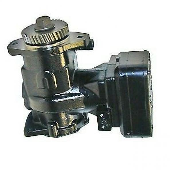 Sumitomo QT5243-50-20F Double Gear Pump #1 image
