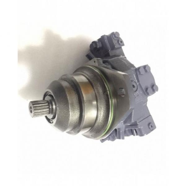 NACHI IPH-22B-6.5-6.5-11 Double IP Pump #1 image