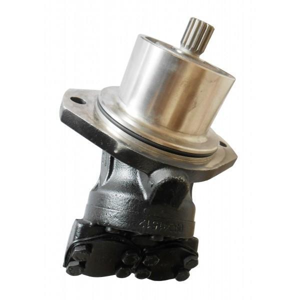 NACHI IPH-45B-25-64-11 Double IP Pump #1 image