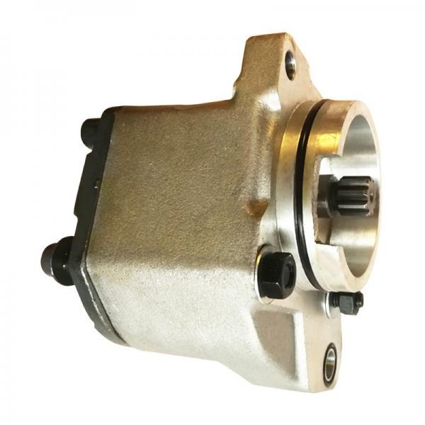 Yuken PV2R23-59-76-F-RAAA-41 Double Vane Pumps #1 image