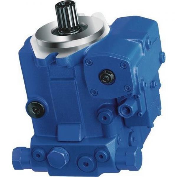 Yuken PV2R34-76-136-F-RAAA-31 Double Vane Pumps #1 image